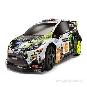 Ford Fiesta Racing Car