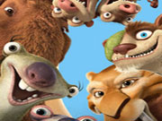 Ice Age Collision Course-Hidden Numbers