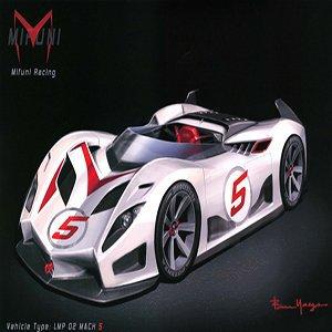 Mach 5 Mifuni Race Car