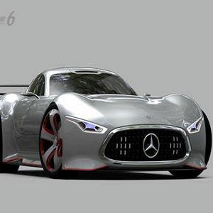 New Mercedes Future Car