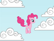 Pinkie Pie Cloud Jump
