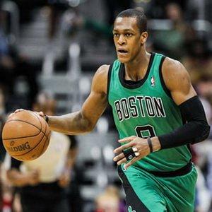 Rajon Rondo NBA Basketball Game