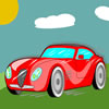 Red Sports Car Puzzle