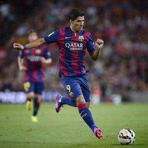 Suarez Best Shot Football