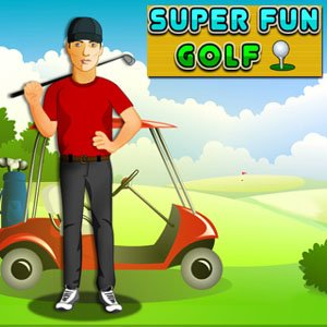 Super Fun Golf Game