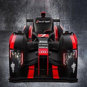 Audi R18 Race Car Jigsaw