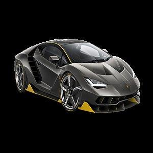 Custome Lamborghini Race Car