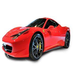 Ferrari Racing Beauty Puzzle
