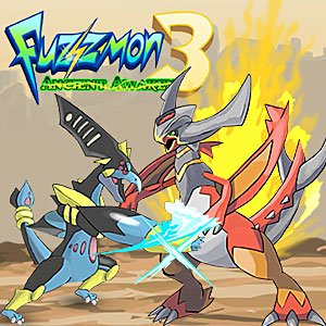 Fuzzmon 3 Ancient Awaken