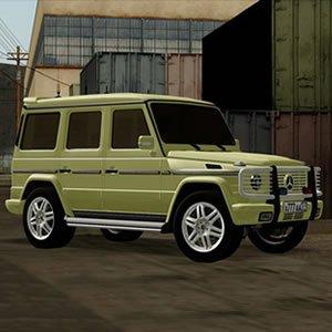 MercedesBenz G500