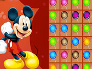 Mickey Candy Match