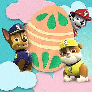 PAW Patrol Easter Puzzle