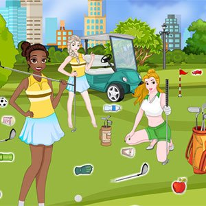 Princess Golf Club Cleaning