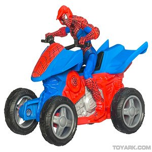 Spiderman Quad Toy For Kids