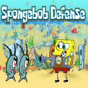 Spongebob Defense
