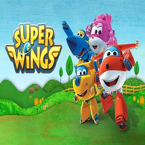 Super Wings Puzzle