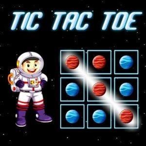 Tictactoe Planets